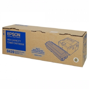 Mực in Epson S050439 Black Toner Cartridge (S050439)
