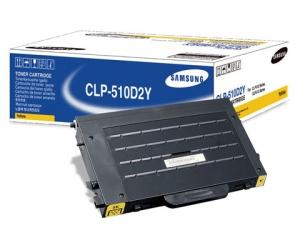 Mực in Mực vàng Laser Samsung CLP-510D2Y